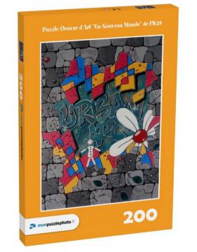 PUZZLE KIPOULOU REPRODUCTION ART