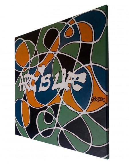TABLEAU ART IS LIFE PK29