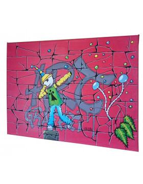 TABLEAU ART GRAFF PK29